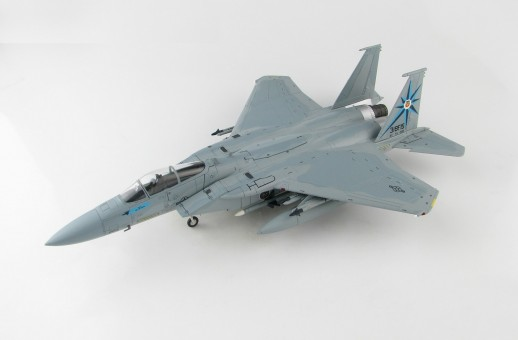 """F-15A McDonnell Douglas USAF 76-0008, 318th FIS, """"William Tell 1984"""" Hobby Master HA4517 scale 1:72"""