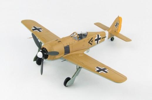 Fw 190A-4 Oblt Adolph Dickfeld Tunisia 1942 hobby Master HA7426 scale 1:48