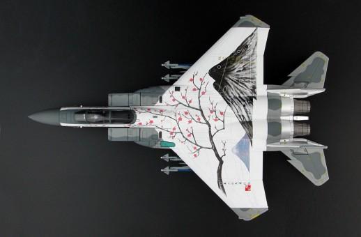Japan F-15J Eagle JASDF 50th Anniversary 2004 Hobby Master HA4514 scale 1:72