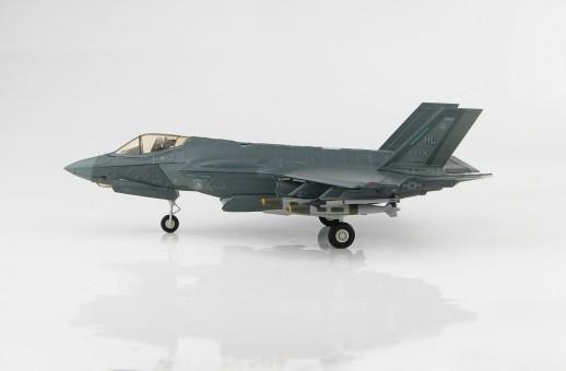 USAF F-35A Lightning 466th FS Diamondbacks 419th FW Oct 2018  HA4419 scale 1:72