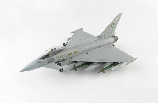 New Mould! Typhoon F.2 3 Squadron RAF Libya 2011 Hobby Master HA6601 Scale 1:72