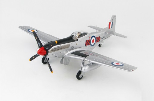 New Zealand P-51D No.3 Canterbury Sqn RNZAF 2010 Hobby Master HA7742 scale 1:48