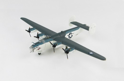 PBY-1 Liberator VPB-107 Natal Brazil early 1943 HA9104 Die Cast Hobby Master 1:144