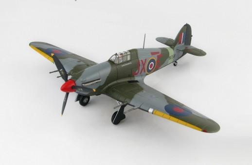 RAF Hawker Hurricane IIc Night Reaper JX-E-BE581 No 1 Sqn 1942 Hobby Master HA8699 scale 1-48