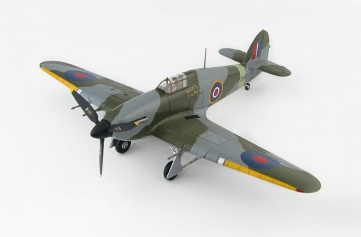 "RAF Hurricane IIc ""Last of the Many"" 1944 Hobby Master HA8650 scale 1:48"