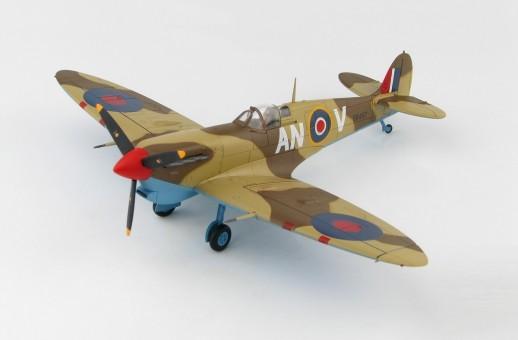 RAF Spitfire Vb No. 417 Sqn Tunisia 1943 Hobby Master HA7851 scale 1:48
