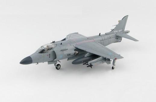 Royal Navy Sea Harrier FA2 No. 800 NAS Fleet Air Arm HMS Invincible Mediterranean July 1995 Hobby Master HA4105 scale 1:72
