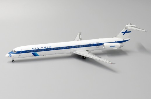 FINNAIR MD-83 (Old Livery) OH-LMG w/Stand JCWings Scale 1:200