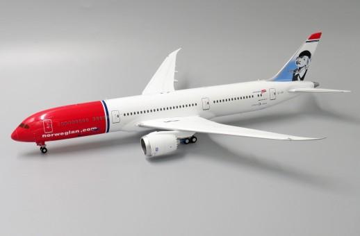 "Norwegian Boeing 787-9 EI-LNI ""Greta Garbo"" tail JC Wings JC2NAX210 scale 1:200"