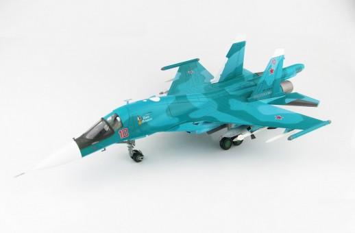 Su-34 Fullback Oleg Peshkov Commemorative Scheme, August 2016 Сухой Су-34 HA6303 1:72