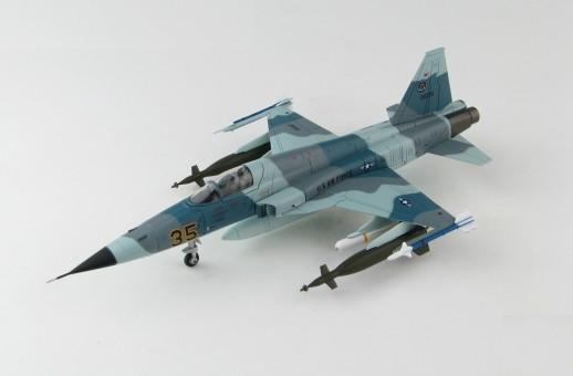 USAF Aggressor Sqn F-5E Tiger II Alconbury AB England 1976-88 Hobby Master HA3336 scale 1:72