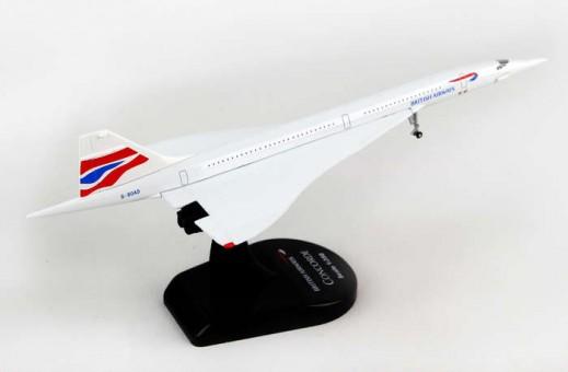 Stand PS5800-2 British Airways Concorde Reg# G-BOAD die cast Postage Stamp PS5800-2 1:350