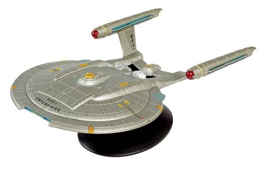 Mega Size! USS Enterprise NX-01 Star Trek Universe EagleMoss Die-Cast EM-STMG04