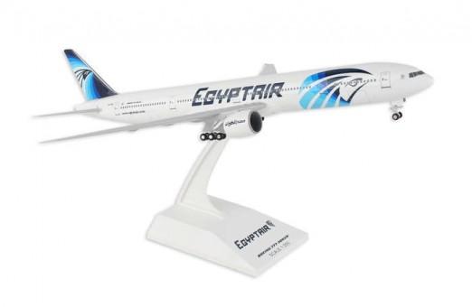 Egyptair Boeing 777-300 Gear & Stand Reg# SU-GDI Skymarks SKR855 Scale 1:200
