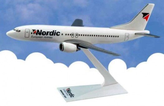 Flight Miniatures Nordic Leisure Boeing B737