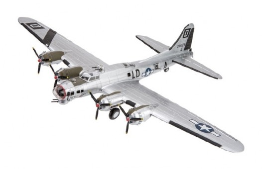 """B-17G Flying Fortress """"Miss Conduct"""" 100 BG/481 BS AirForce1 AF1-0110B scale 1:72"""