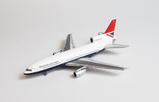 British Airways Lockheed L-1011 Negus Livery Tristar-500 G-BFCA AeroClassics AC419585 die-cast scale 1400