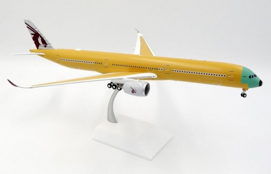 Airbus House A350-1000 bare metal livery F-WZNR JC Wings LH2QTR089 scale 1:200