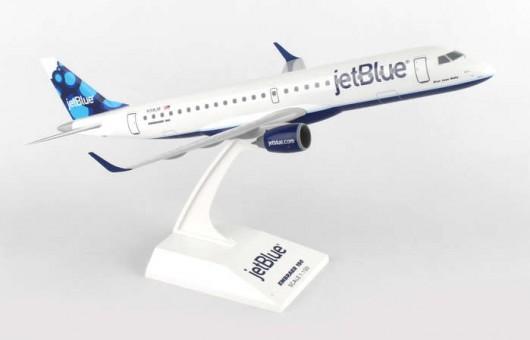 JetBlue ERJ-190 ERJ Embraer by Skymarks SKR851 Scale 1:100