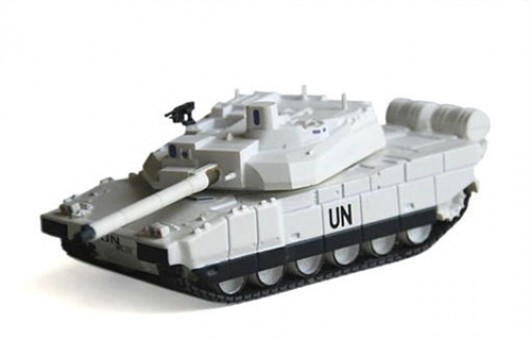 AMX Leclerc T5 Battle Tank Eaglemoss EM-CV017 Scale 1:72