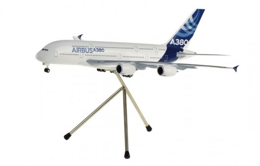 House Airbus A380 Hogan with stand and gears HG3114GR scale 1:200