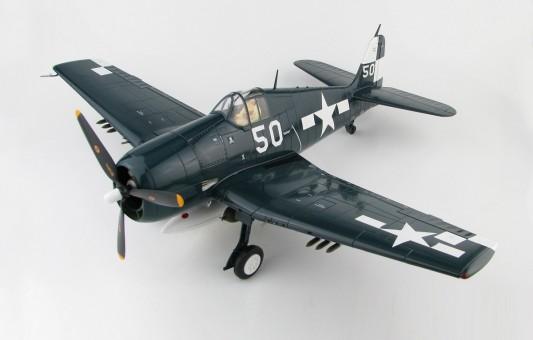 F6F-5 Hellcat VF-17, USS Hornet, 1945 Hobby Master HA0307 Scale 1:32