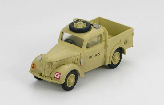 British Light Utility Car Tilly M1137629, North Africa 1:48 HG1304