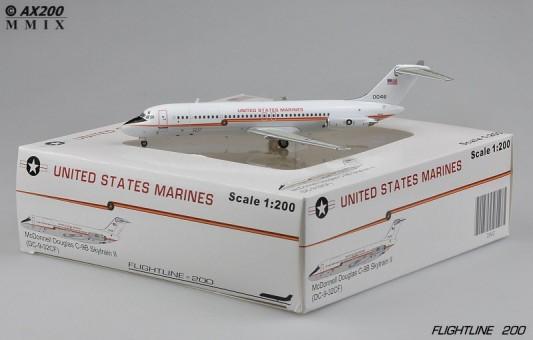 United States Marines C-9B Scale 1:200