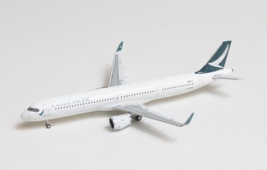 Misc Airline Airbus A321neo B-HPB first A321neo Panda Model 202105 scale 1:400