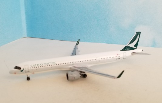 Misc Airbus A321neo B-HPB AC419898 scale 1:400