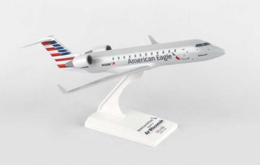 American Eagle/Air Wisconsin CRJ-200 Skymarks SKR858 Scale  1:100