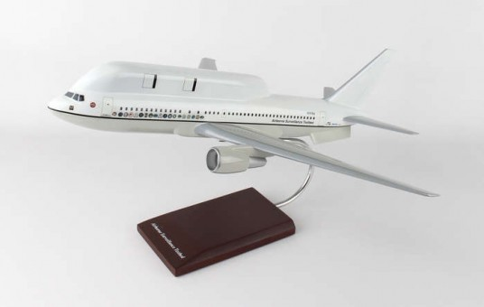 Boeing 767 AST Airborne Surveillance Testbed crafted Desktop Model B46100 scale 1-100