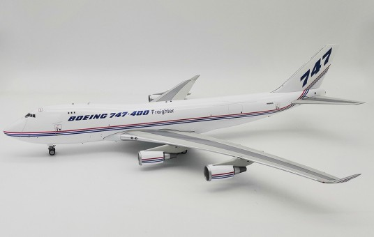House Boeing Freighter 747-428F SCD N6005C InFlight IF744SUDBOEING25 scale 1:200
