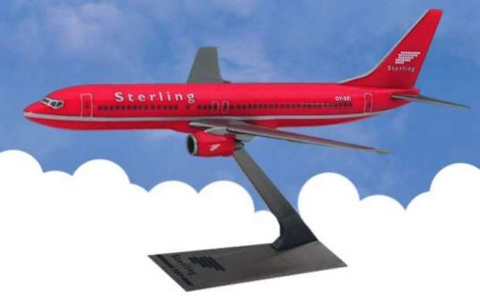 Flight Miniatures Sterling Airlines Boeing B737