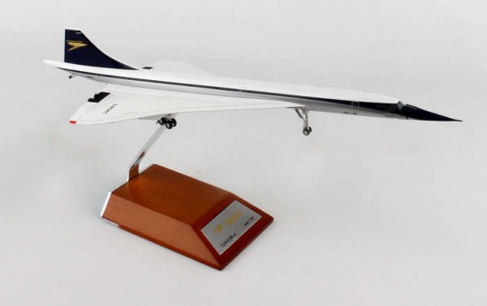 BOAC Concorde With Stand XX2494 JC Wings Scale 1:200