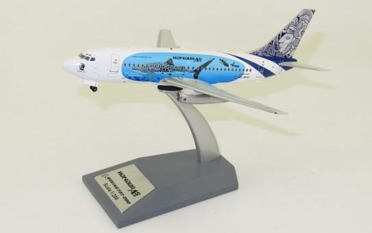 Honduras Air Boeing 737-200 HR-MRZ Whale Shark Maya ElAviador/InFlight with stand EA732MRZscale 1:200