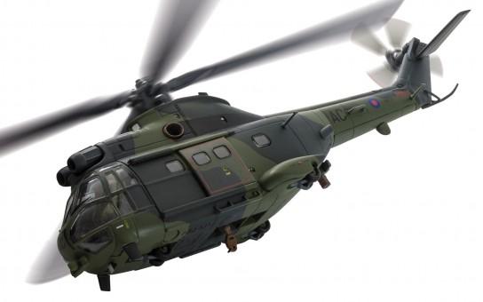 RAF Westland Puma HC.1 XW220 72 Squad Aldergrove 1997 Helicopter Corgi CG27005 Scale 1:72