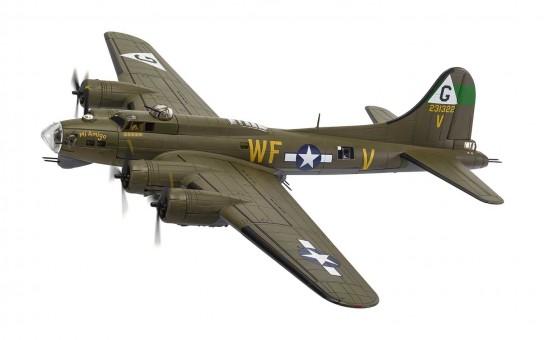 "B-17G Flying Fortress USAF ""Mi Amigo"" 364th BS 305th BG Chelveston February 1944 Corgi CG33319 Scale 1:72"