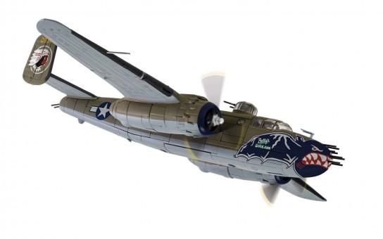 "B-25J Mitchell USAF ""Betty's Dream"" 499th BS 345th BG Corgi CG35314 scale 1:72"