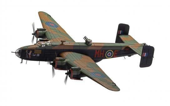 B.Mk Handley Page Halifax 'Expensive Babe' RAF No.51 Sqn March 1945 Corgi AA37209 scale 1:72