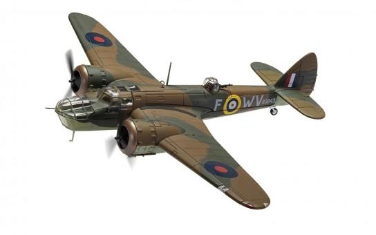 Bristol Blenheim MK.IV R3843 WV-F Operation Leg Aug 1941 Corgi AA38409 scale 1:72