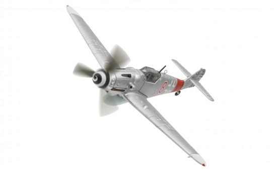 """Messerschmitt Bf 109G-6 Kurt Gabler JG300 """"Red 8"""" WWII Corgi AA27107 die cast scale 1:72"""