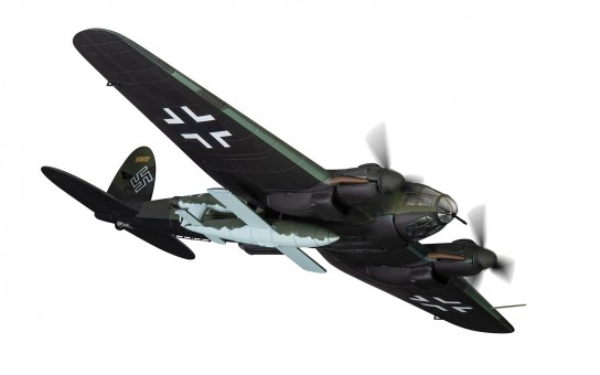 Heinkel He-111H-16 A1+HK Air Launch V-1 Flying Bomb 1944 Corgi CG33716 scale 1:72