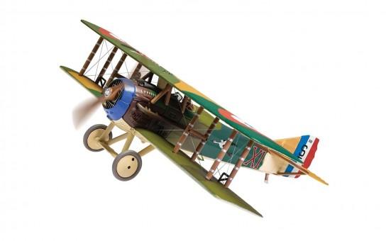 RAF Spad XIII S7000, Rene Fonck Escadrille 103 Autumn 1918 Corgi AA37908 Scale 1:48