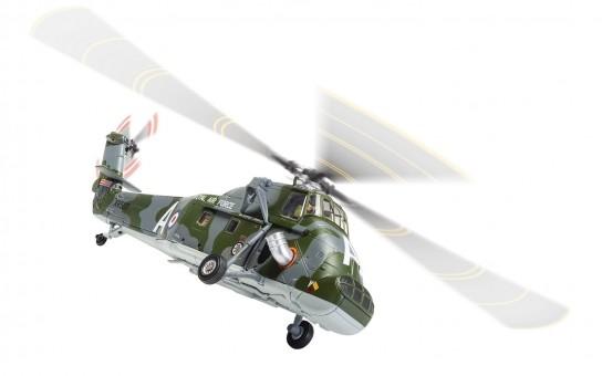 RAF Westland Wessex JC2  78 Sqn Sharjah AFB Helicopter Corgi AA37611 Scale 1:72