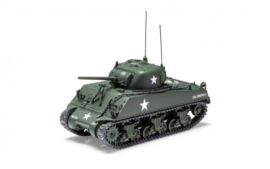 Sherman M4 A3 – US Army, Luxembourg 1944 Corgi AA51031 Scale 1:50