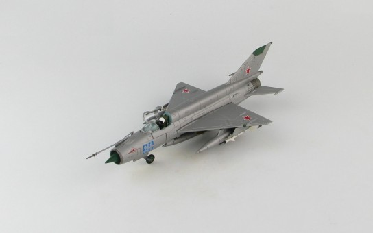 Soviet air Force MIG-21MT 1980 296 IAP Hobby Master  HA0196 scale 1:72