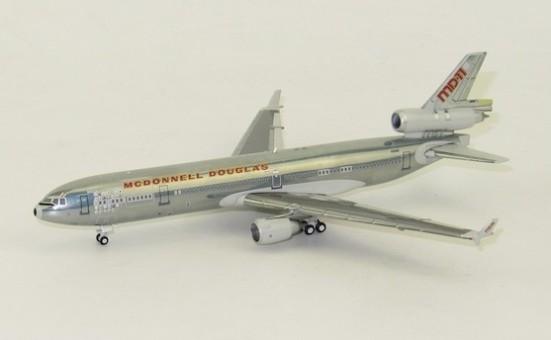 House McDonnell Douglas MD-11 N111MD JC Wings JC4MCD668 scale 1:400