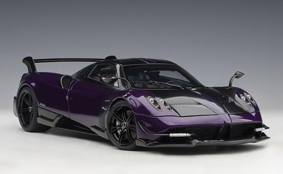 Purple Huayra BC Viola PSO/Carbon 78279 AUTOart scale 1:18