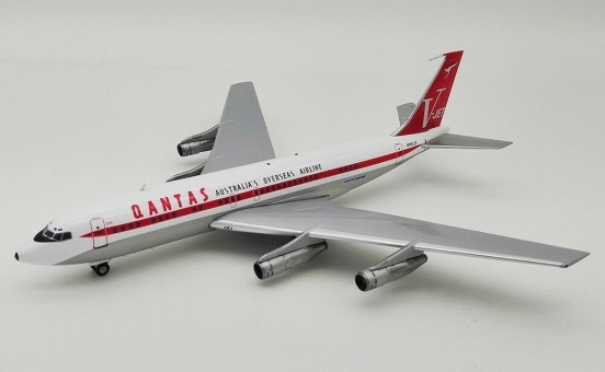 John Travolta's Qantas Boeing 707-100 US Reg: N707JT IF7071JTP InFlight scale 1:200